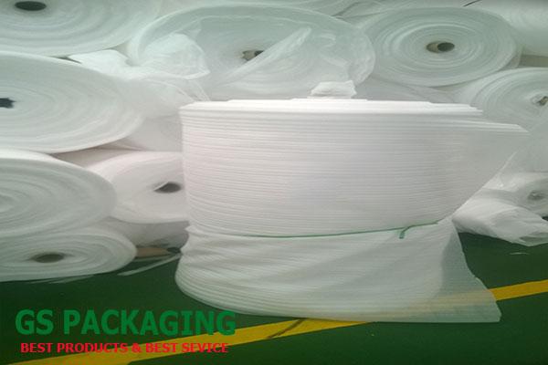 Cuộn mút xốp Pe Foam 1mm