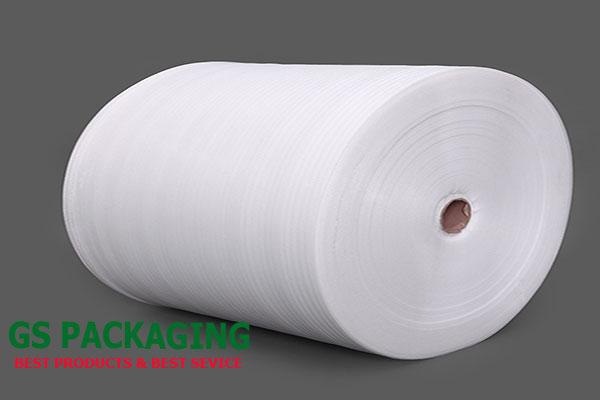 Cuộn màng xốp Pe Foam độ dầy 0.5mm