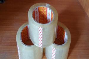 cuộn băng dính 3cm giá rẻ tại Hà Nội